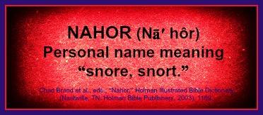 Nahor